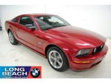 2006 Redfire Metallic Ford Mustang GT Premium Coupe #32682452