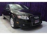 2008 Brilliant Black Audi A4 2.0T Sedan #32682460