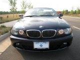 2004 Orient Blue Metallic BMW 3 Series 330i Convertible #32807934