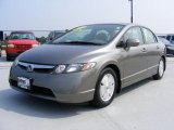 2006 Galaxy Gray Metallic Honda Civic Hybrid Sedan #32808496