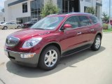 2010 Red Jewel Tintcoat Buick Enclave CXL #32808396