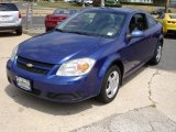 2007 Laser Blue Metallic Chevrolet Cobalt LT Coupe #32808166