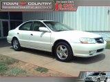 2003 White Diamond Pearl Acura TL 3.2 #32808453