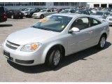 2007 Ultra Silver Metallic Chevrolet Cobalt LT Coupe #32808655
