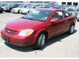 2007 Sport Red Tint Coat Chevrolet Cobalt LT Coupe #32808661