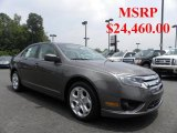 2010 Sterling Grey Metallic Ford Fusion SE #32846512