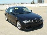 2004 Black Sapphire Metallic BMW 3 Series 330i Coupe #32846425