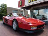 Ferrari Testarossa 1986 Data, Info and Specs