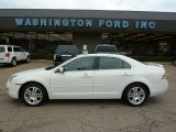 2008 White Suede Ford Fusion SEL V6 AWD #32856144