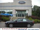 2010 Tuxedo Black Metallic Ford Fusion SE #32855783