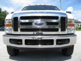 2008 Ford F350 Super Duty XL Crew Cab 4x4 Chassis Data, Info and Specs