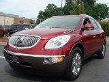 2008 Red Jewel Buick Enclave CXL AWD #32856044