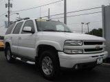 2004 Summit White Chevrolet Tahoe Z71 4x4 #32898799