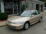 2002 Naples Gold Metallic Honda Accord EX Sedan #32898625