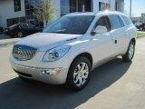 2011 White Diamond Tricoat Buick Enclave CXL #32898655