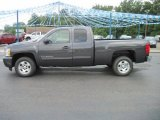2010 Taupe Gray Metallic Chevrolet Silverado 1500 LT Extended Cab #32898902