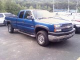 2004 Chevrolet Silverado 3500HD LS Extended Cab 4x4 Data, Info and Specs