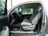 2007 Toyota Tundra Regular Cab Graphite Gray Interior