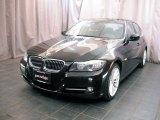 2009 Jet Black BMW 3 Series 335i Sedan #32898231