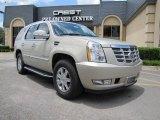 2007 Gold Mist Cadillac Escalade  #32898728