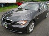 2008 Sparkling Graphite Metallic BMW 3 Series 328xi Sedan #32898961