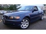 2004 Mystic Blue Metallic BMW 3 Series 325xi Sedan #32898491