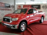 2007 Radiant Red Toyota Tundra SR5 TRD Double Cab 4x4 #32898973