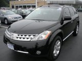 2007 Super Black Nissan Murano SL AWD #32898502