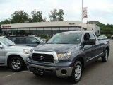 2008 Slate Gray Metallic Toyota Tundra Double Cab 4x4 #32898516