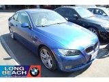 2007 Montego Blue Metallic BMW 3 Series 335i Coupe #32898523