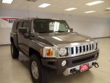2009 Graphite Metallic Hummer H3  #32898994