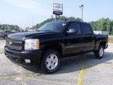 2010 Black Chevrolet Silverado 1500 LT Crew Cab #32898528