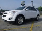 2010 Summit White Chevrolet Equinox LT #32898529