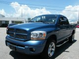2006 Atlantic Blue Pearl Dodge Ram 1500 Sport Quad Cab 4x4 #32945052