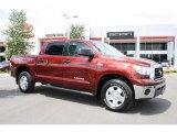 2008 Salsa Red Pearl Toyota Tundra TRD CrewMax 4x4 #32944868