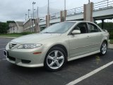 2004 Pebble Ash Metallic Mazda MAZDA6 i Sedan #32945258