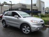 2008 Alabaster Silver Metallic Acura RDX  #32945064