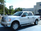 2010 Ingot Silver Metallic Ford F150 XLT SuperCrew #32945016