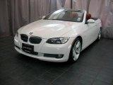 2008 Alpine White BMW 3 Series 335i Convertible #32944908