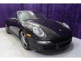2007 Black Porsche 911 Carrera 4S Coupe #32945144