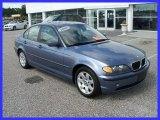 2005 Steel Blue Metallic BMW 3 Series 325i Sedan #32945149