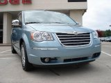 2010 Clearwater Blue Pearl Chrysler Town & Country Limited #32966313
