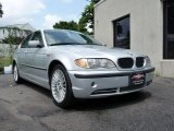 2003 Titanium Silver Metallic BMW 3 Series 330xi Sedan #32965853