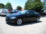 2011 Jet Black BMW 3 Series 328i xDrive Coupe #32965858