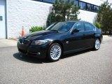 2010 Black Sapphire Metallic BMW 3 Series 335i xDrive Sedan #32965861