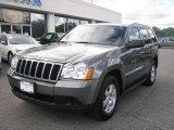 2008 Mineral Gray Metallic Jeep Grand Cherokee Laredo 4x4 #32965899