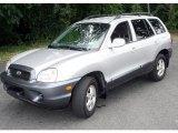 2003 Pewter Hyundai Santa Fe I4 #32965430