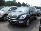 2011 Carbon Black Metallic Buick Enclave CXL AWD #32966403
