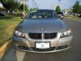 2007 Platinum Bronze Metallic BMW 3 Series 328xi Sedan #32965434