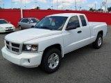 2010 Stone White Dodge Dakota Big Horn Extended Cab #32966462